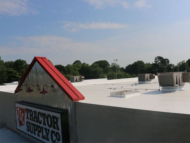 Commercial Roofing Projects   Applied Coating Solutions   Johnson City TN