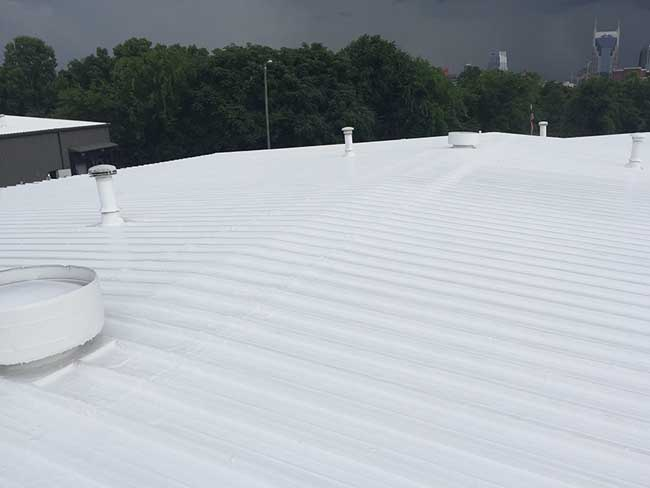Commercial Roofing | Johnson City TN | Roof Coating Solutions