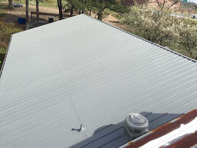 Commercial Roofing   Johnson City TN   Roof Coating Solutions