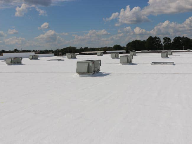 Commercial Roofing Projects | Applied Coating Solutions | Johnson City TN