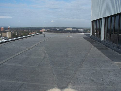 Roof Replacement - EPDM