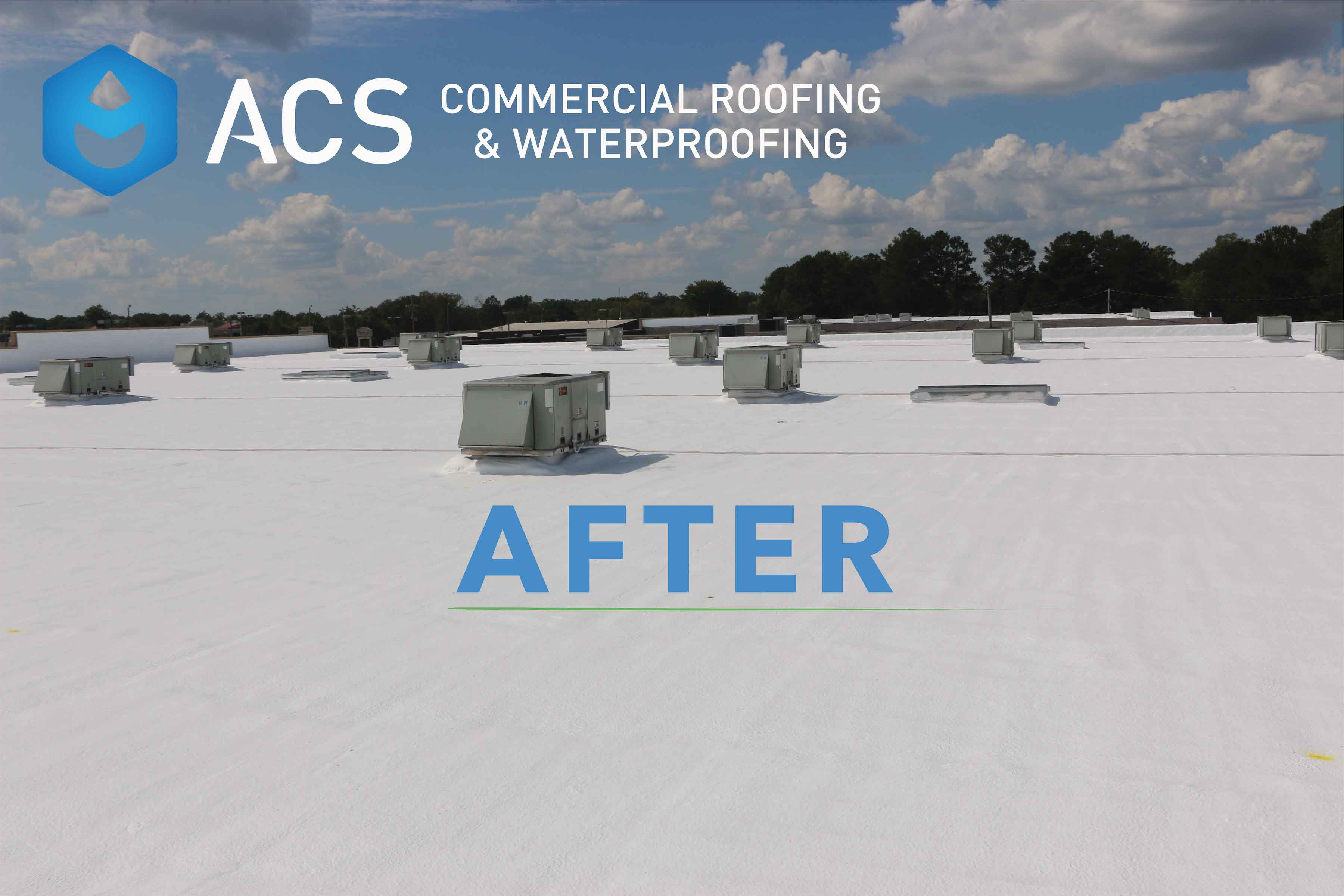 Commercial Roof Replacement   After